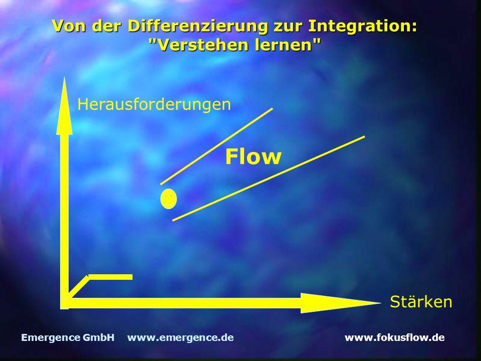 Von der Differenzierung zur Integration: Verstehen lernen