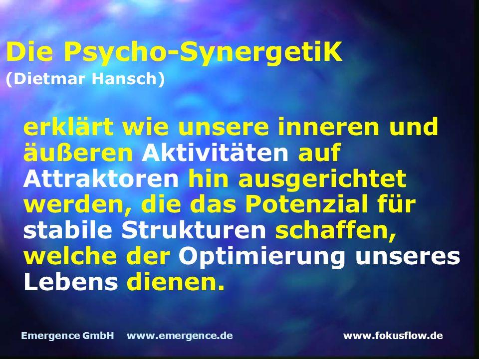 Die Psycho-SynergetiK