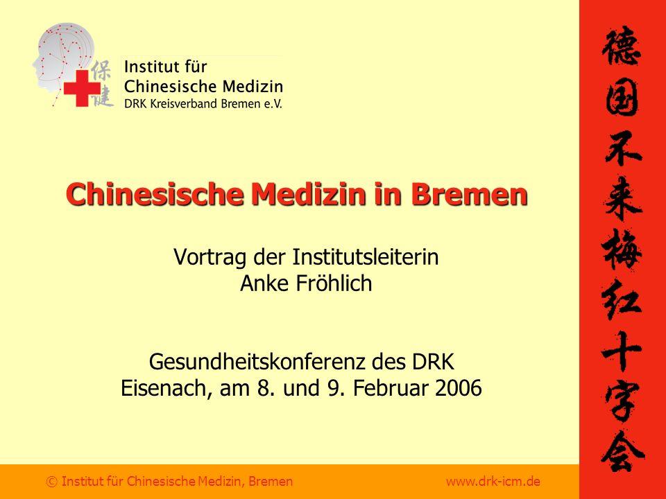 Chinesische Medizin in Bremen
