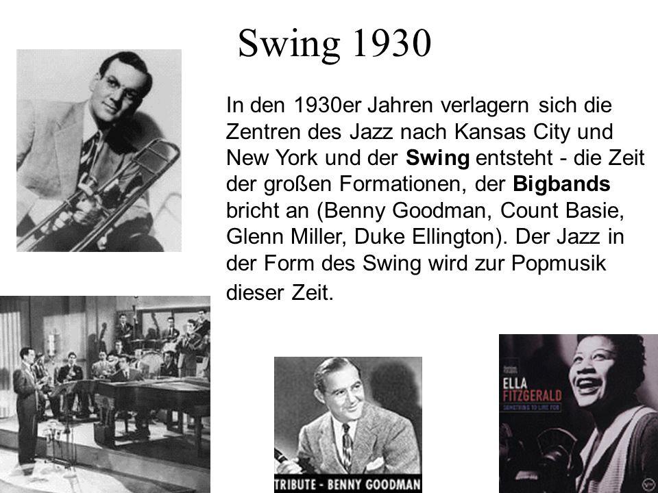 Swing 1930