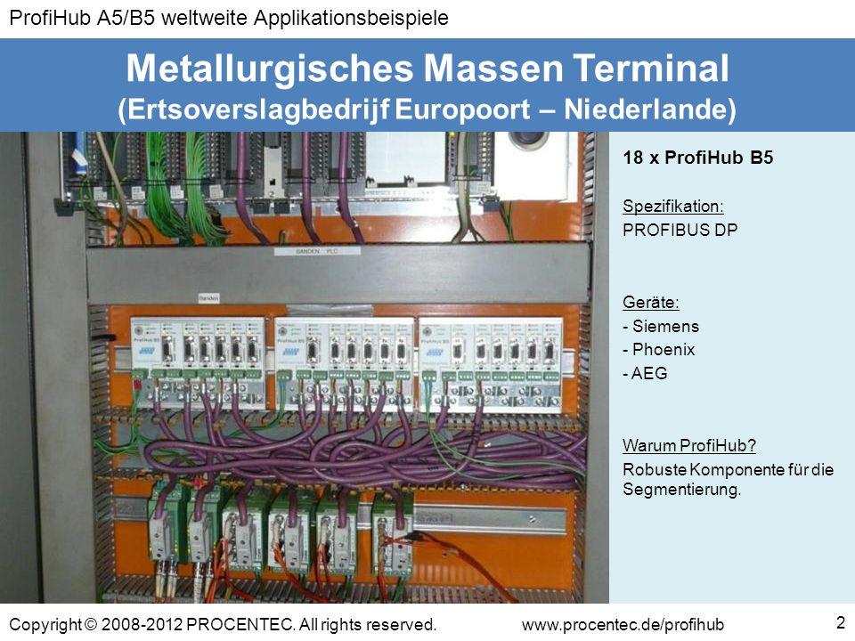 Metallurgisches Massen Terminal