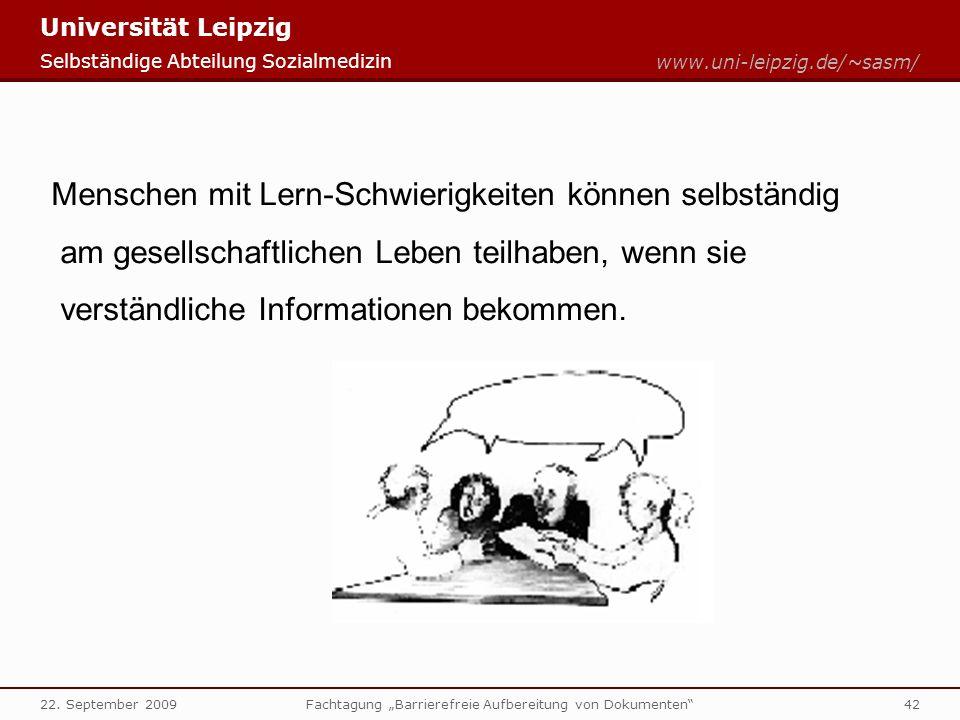 """Fachtagung """"Barrierefreie Aufbereitung von Dokumenten"""