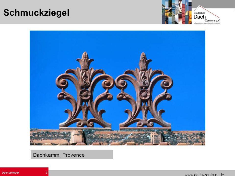 Denkmalpflege Dachschmuck.ppt
