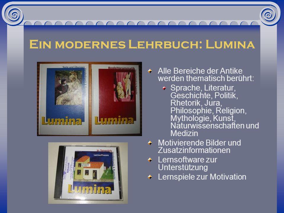 Ein modernes Lehrbuch: Lumina