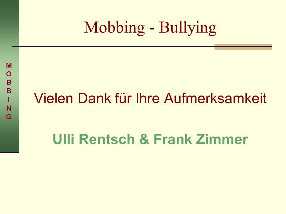 Ulli Rentsch & Frank Zimmer