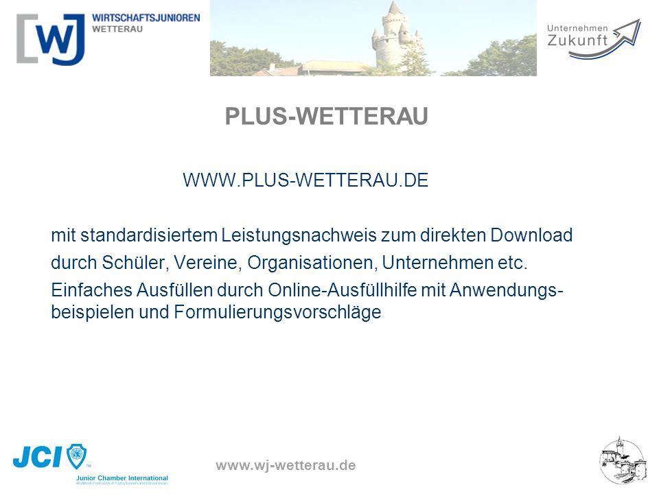 PLUS-WETTERAU
