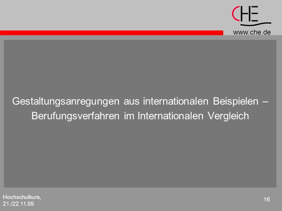 Gestaltungsanregungen aus internationalen Beispielen –