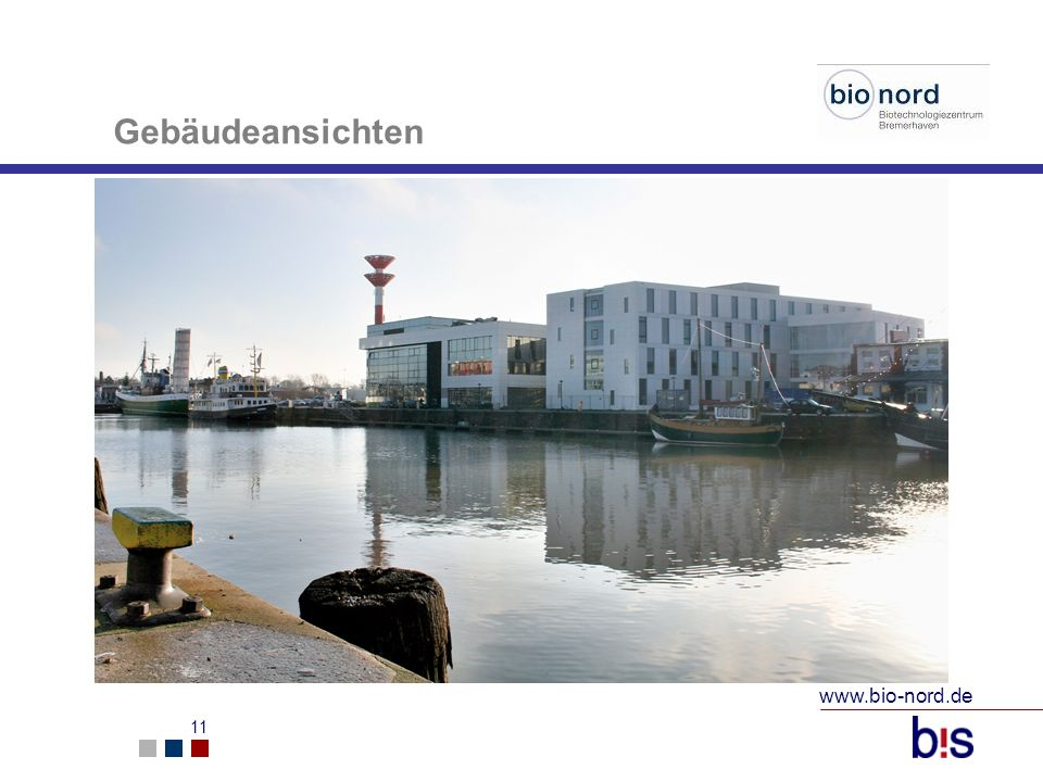 Gebäudeansichten www.bio-nord.de