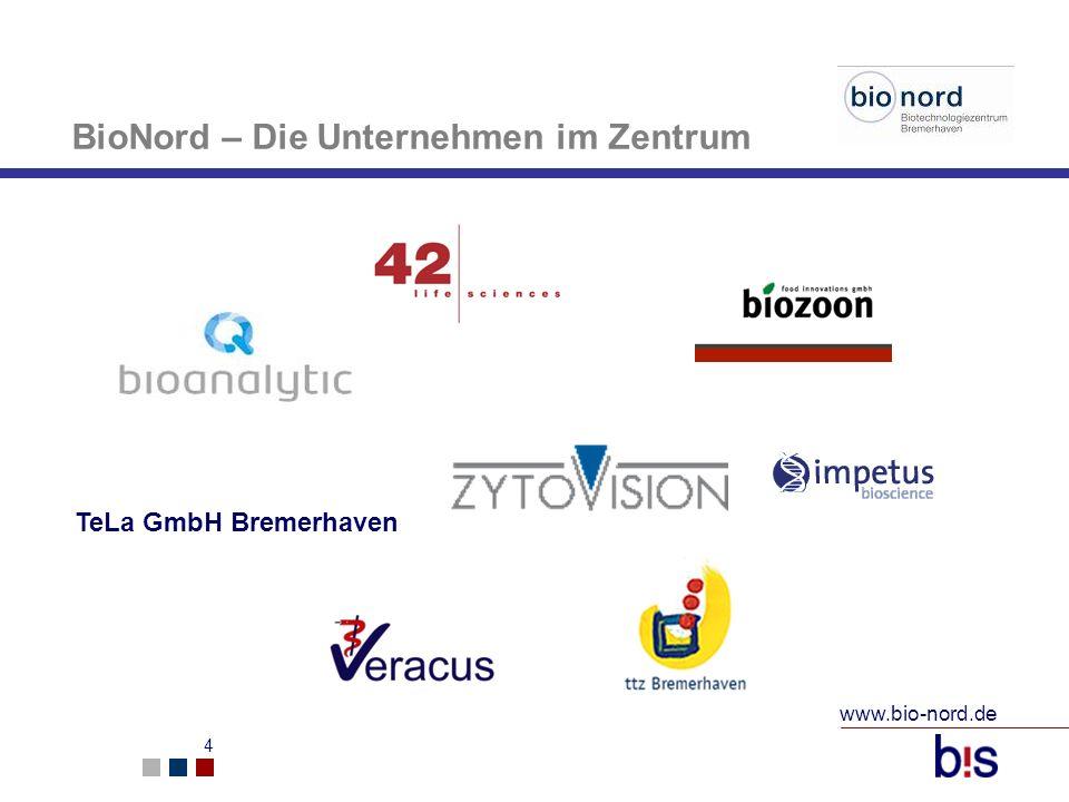 BioNord – Die Unternehmen im Zentrum