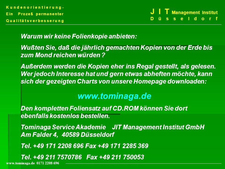 J I T Management Institut Düsseldorf