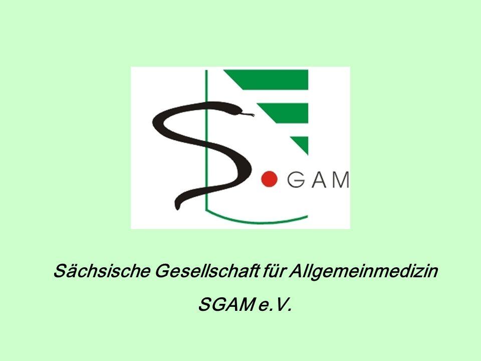 Sächsische Gesellschaft für Allgemeinmedizin