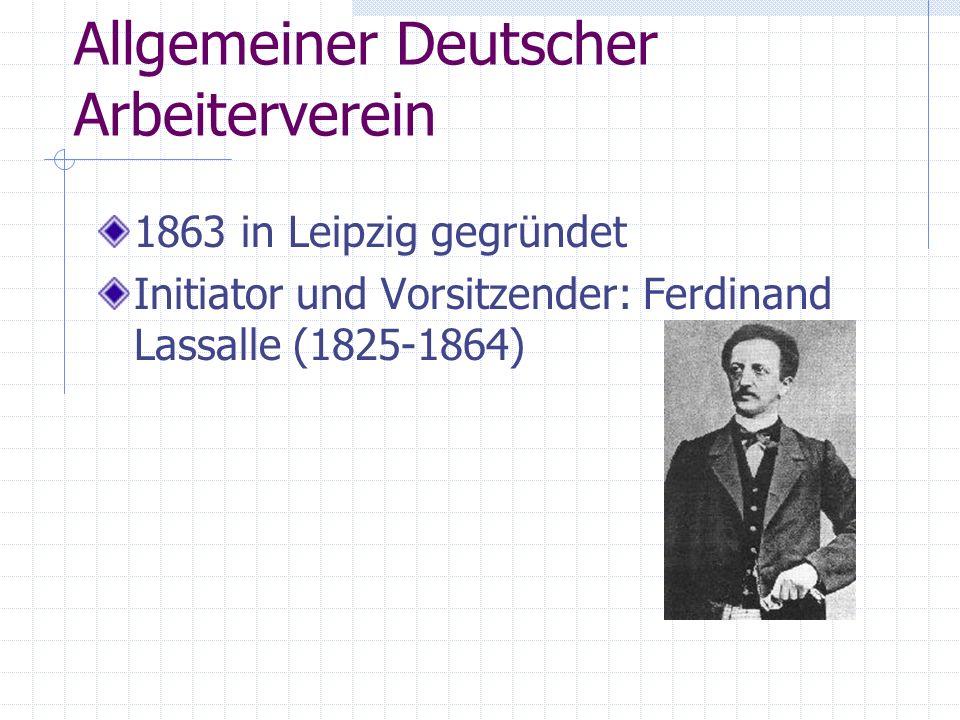 Allgemeiner Deutscher Arbeiterverein