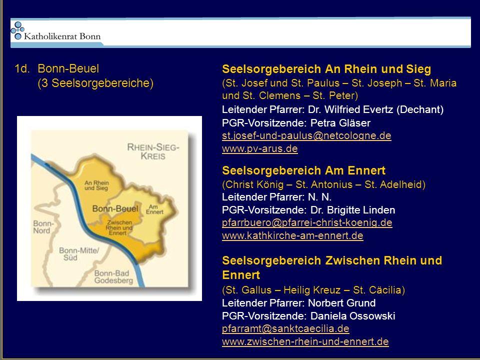 Seelsorgebereich An Rhein und Sieg