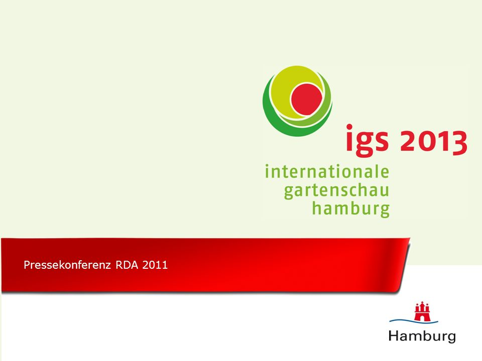 Pressekonferenz RDA 2011 1