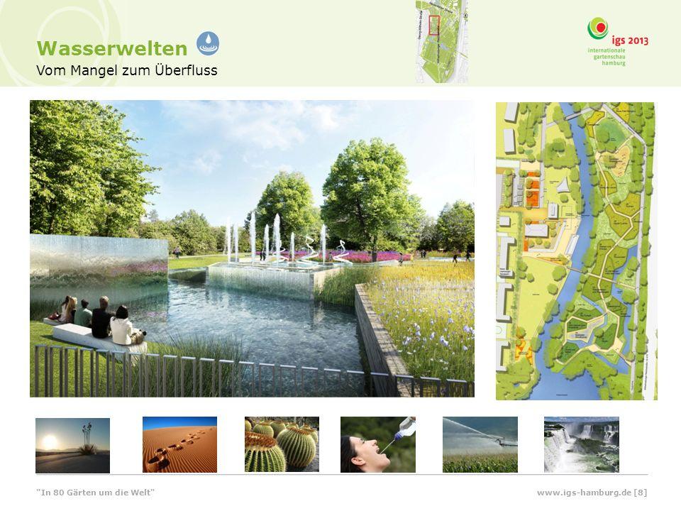 Wasserwelten Vom Mangel zum Überfluss In 80 Gärten um die Welt