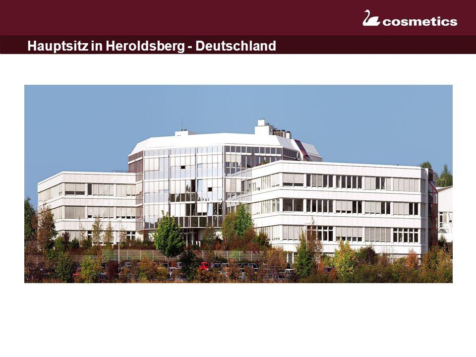 Hauptsitz in Heroldsberg - Deutschland