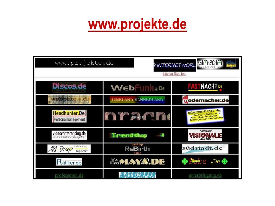 www.projekte.de