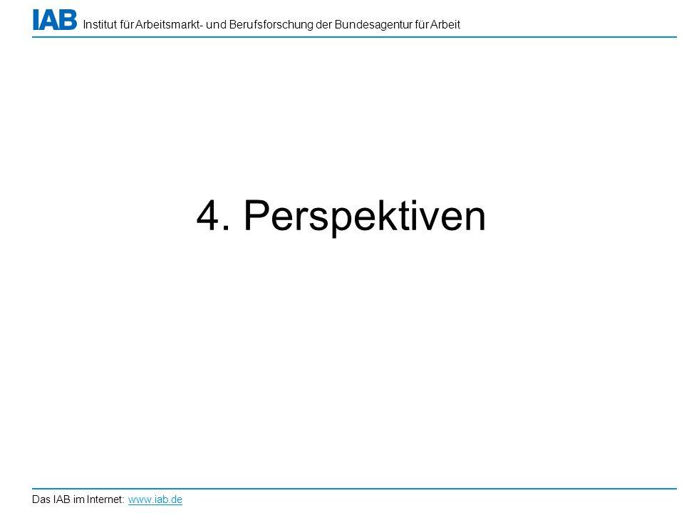4. Perspektiven