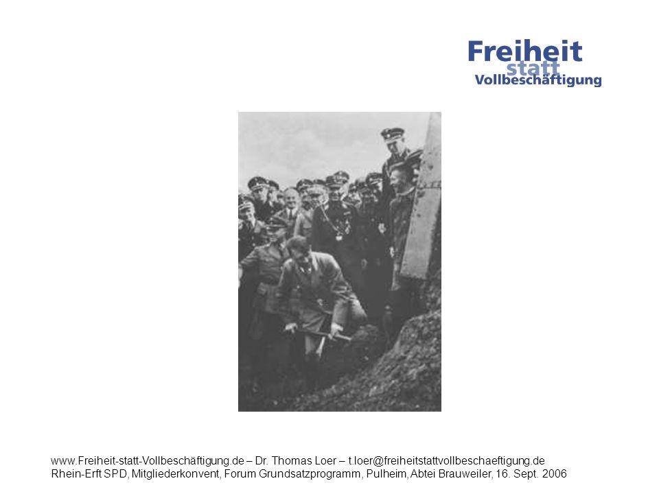 www. Freiheit-statt-Vollbeschäftigung. de – Dr. Thomas Loer – t