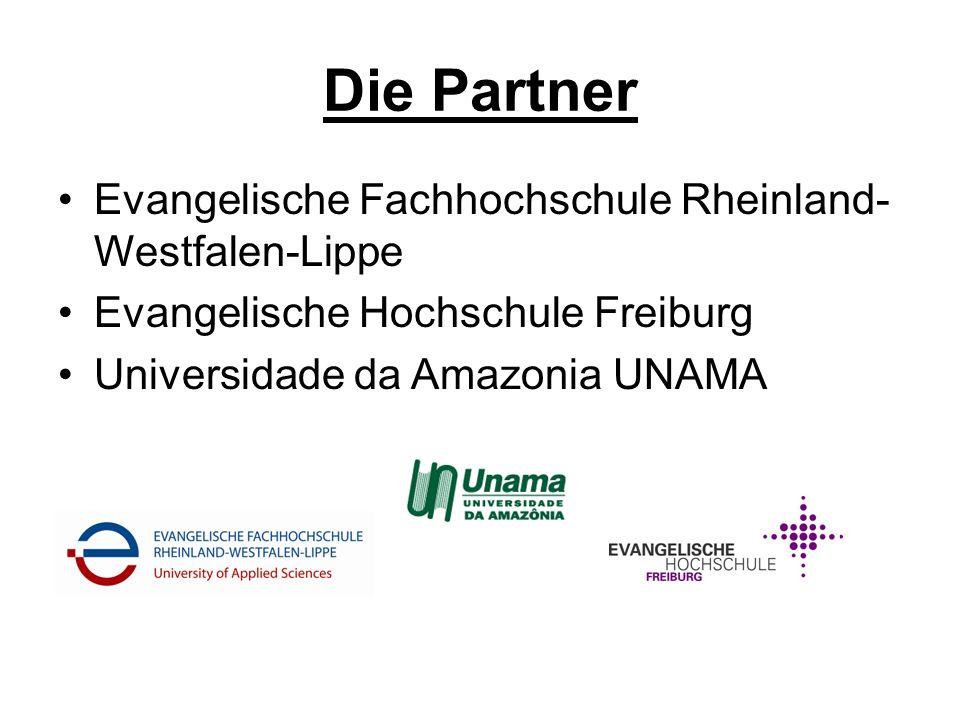 Die Partner Evangelische Fachhochschule Rheinland-Westfalen-Lippe