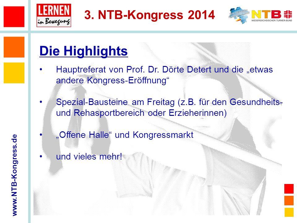 """Die Highlights Hauptreferat von Prof. Dr. Dörte Detert und die """"etwas andere Kongress-Eröffnung"""