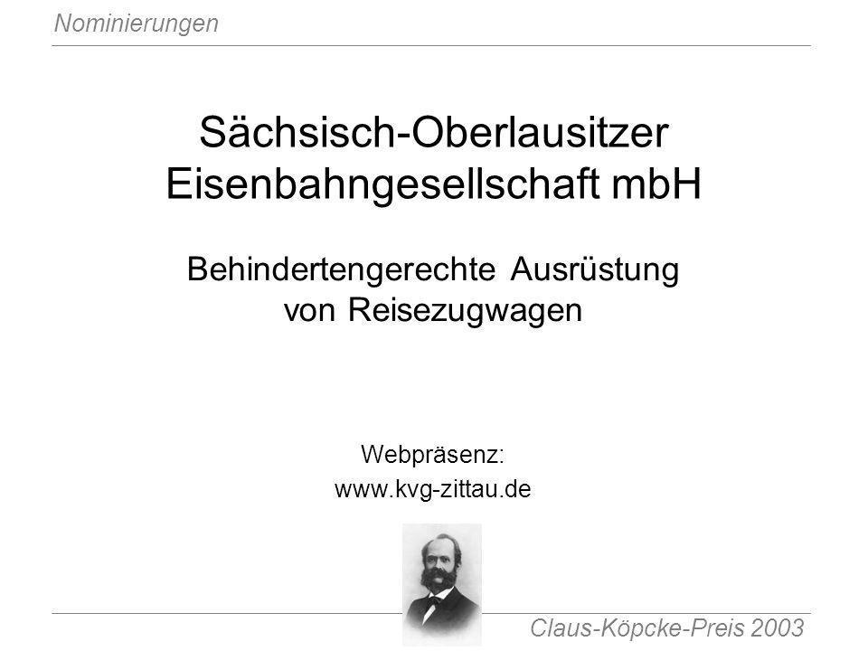 Sächsisch-Oberlausitzer Eisenbahngesellschaft mbH
