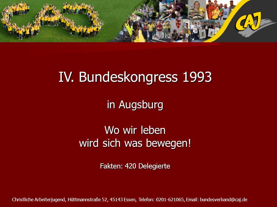 in Augsburg Wo wir leben wird sich was bewegen!