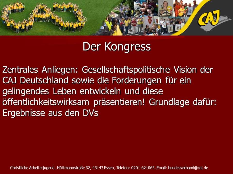 Der Kongress