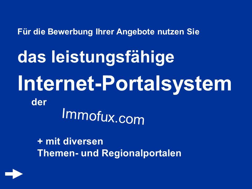 Internet-Portalsystem