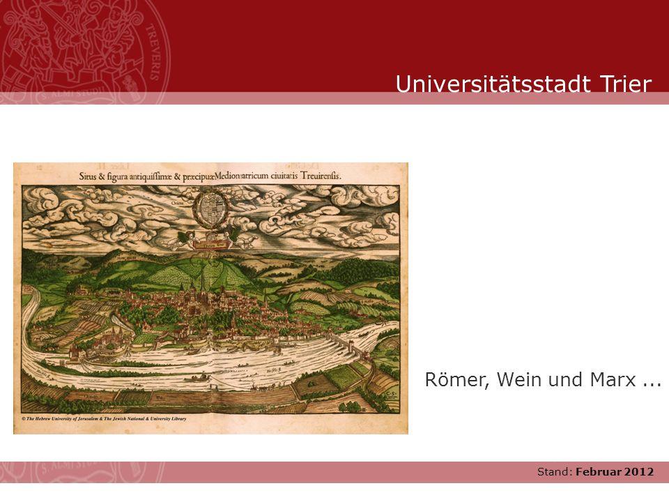 Universitätsstadt Trier