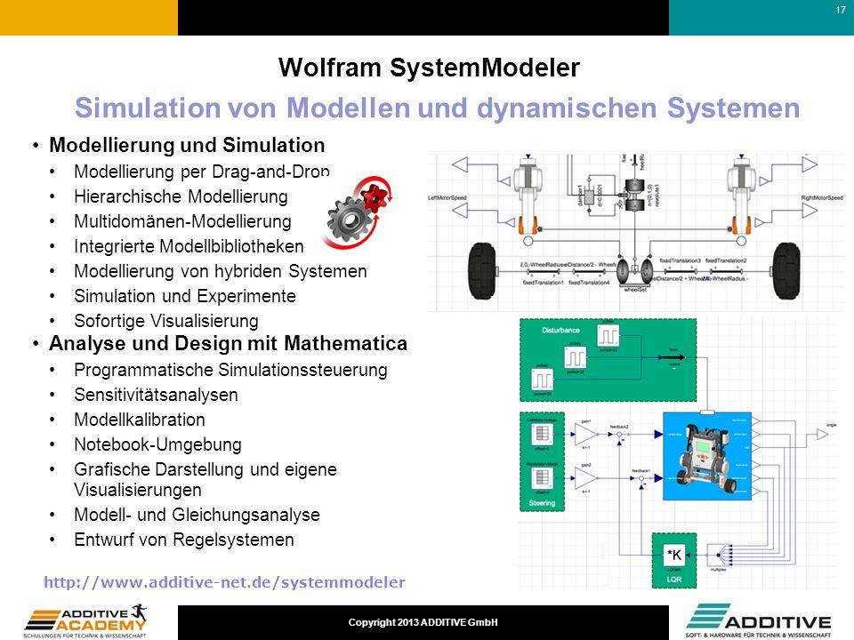 Wolfram SystemModeler