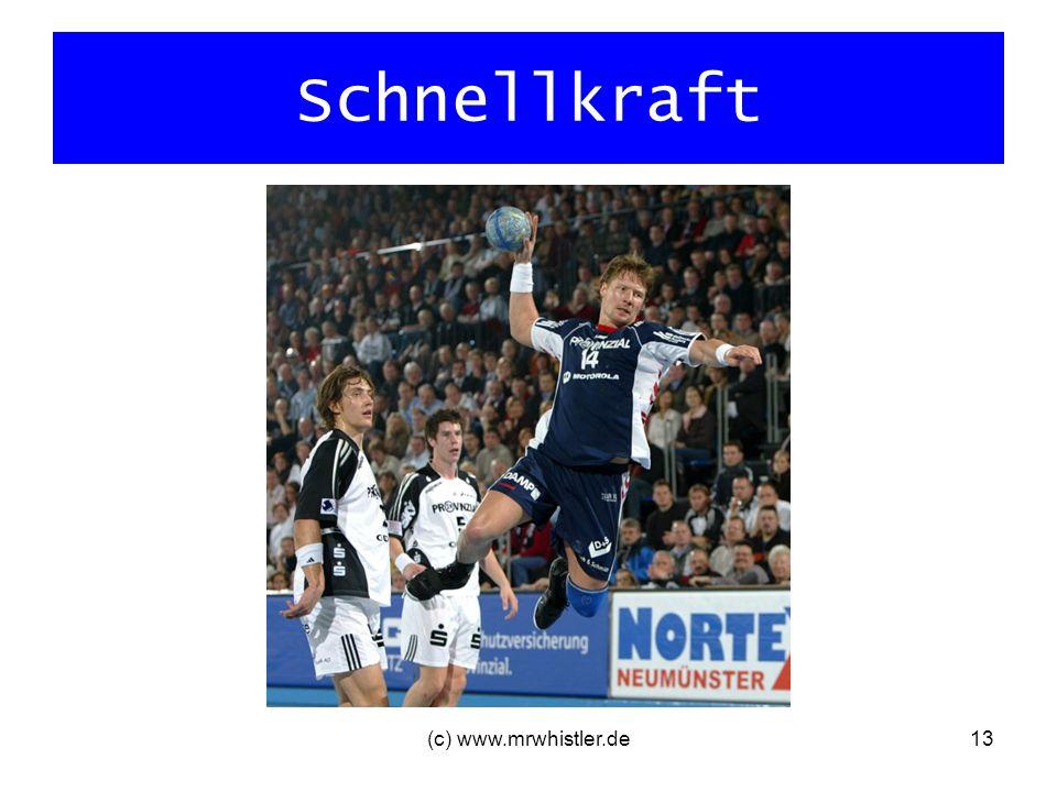 Schnellkraft (c) www.mrwhistler.de