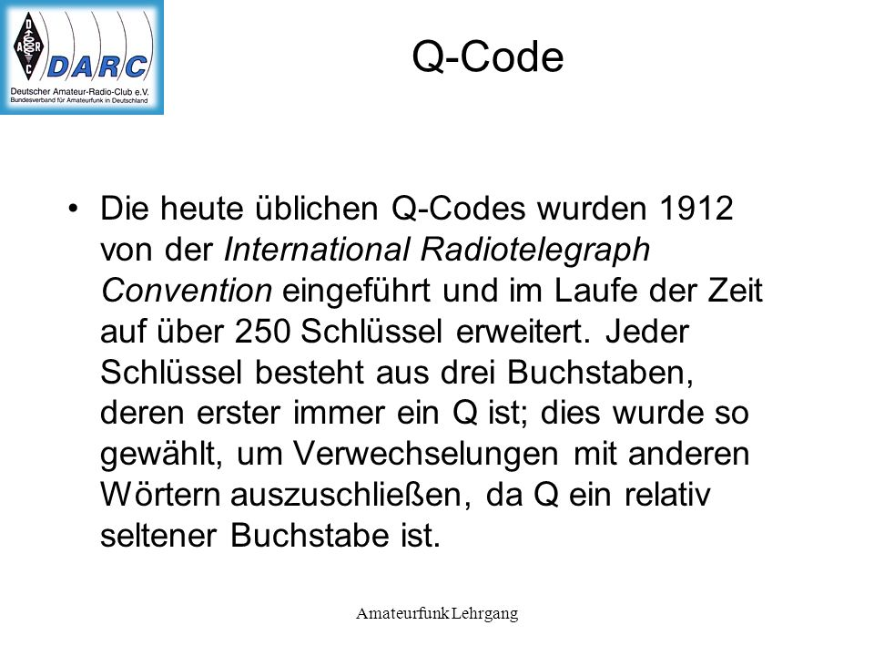 Q-Code