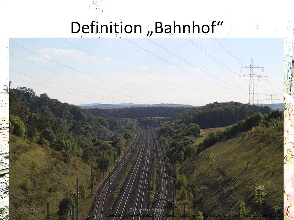 "Definition ""Bahnhof Quelle: http://de.wikipedia.org/wiki/Datei:J%C3%BChnde_%C3%9Cberholbahnhof_Nord_2010-09-06b.jpg."