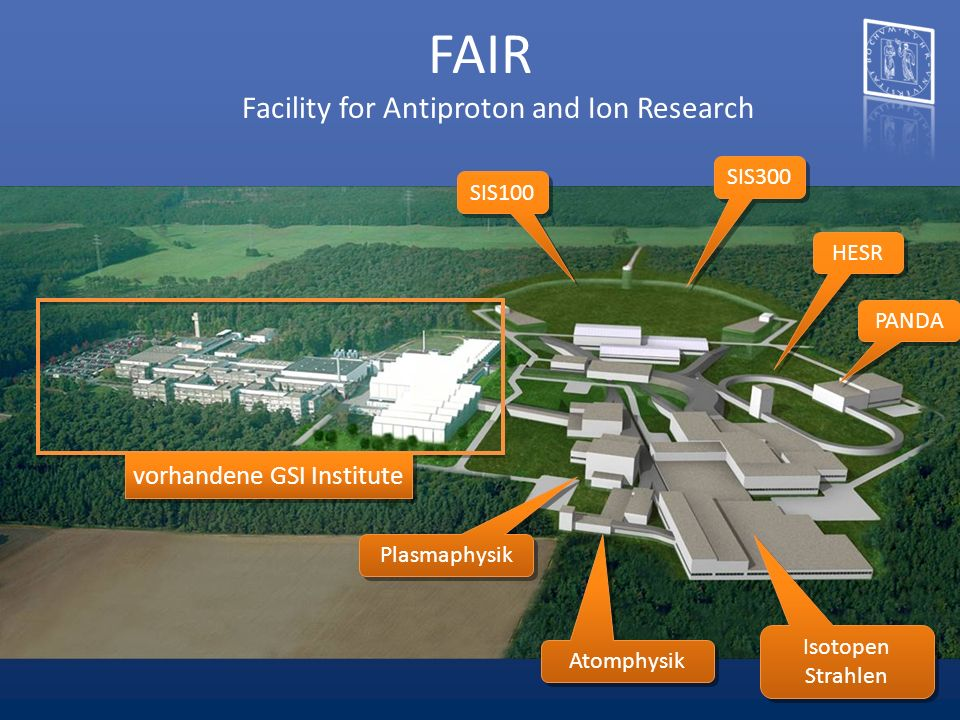 FAIR Facility for Antiproton and Ion Research