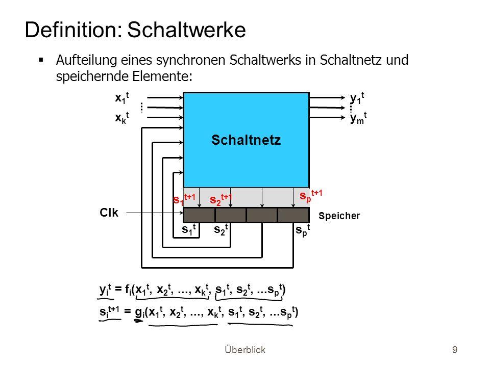 Definition: Schaltwerke