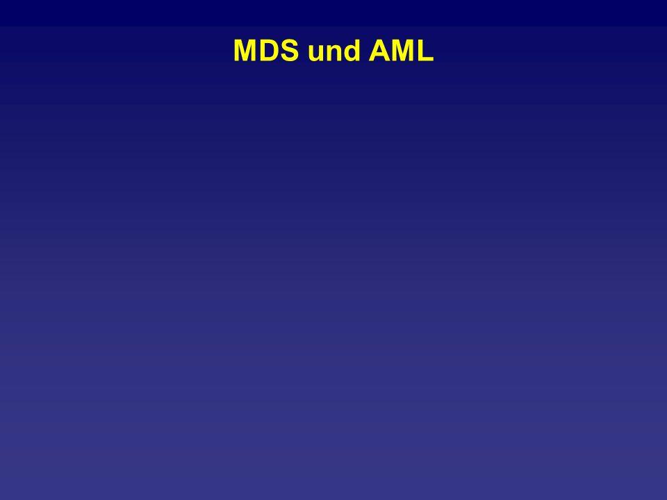 MDS und AML