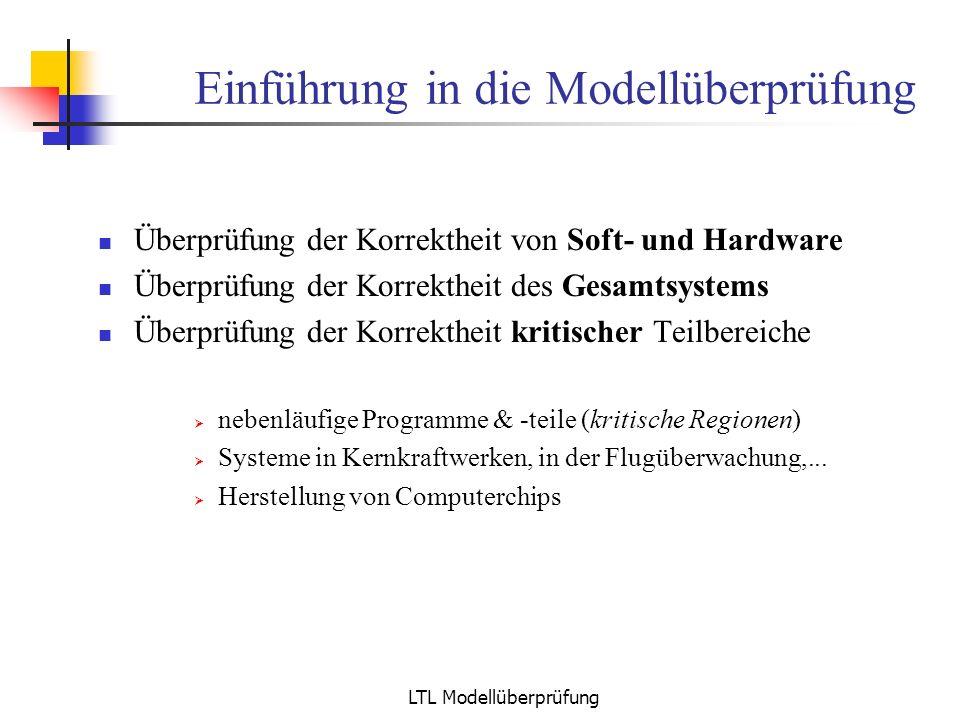 Einführung in die Modellüberprüfung