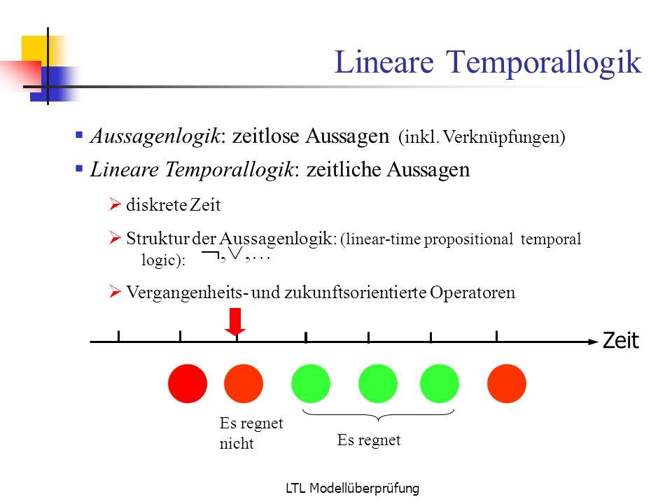 Lineare Temporallogik
