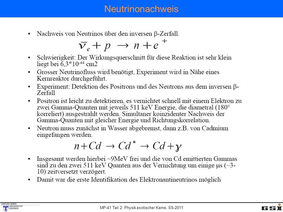 Neutrinonachweis