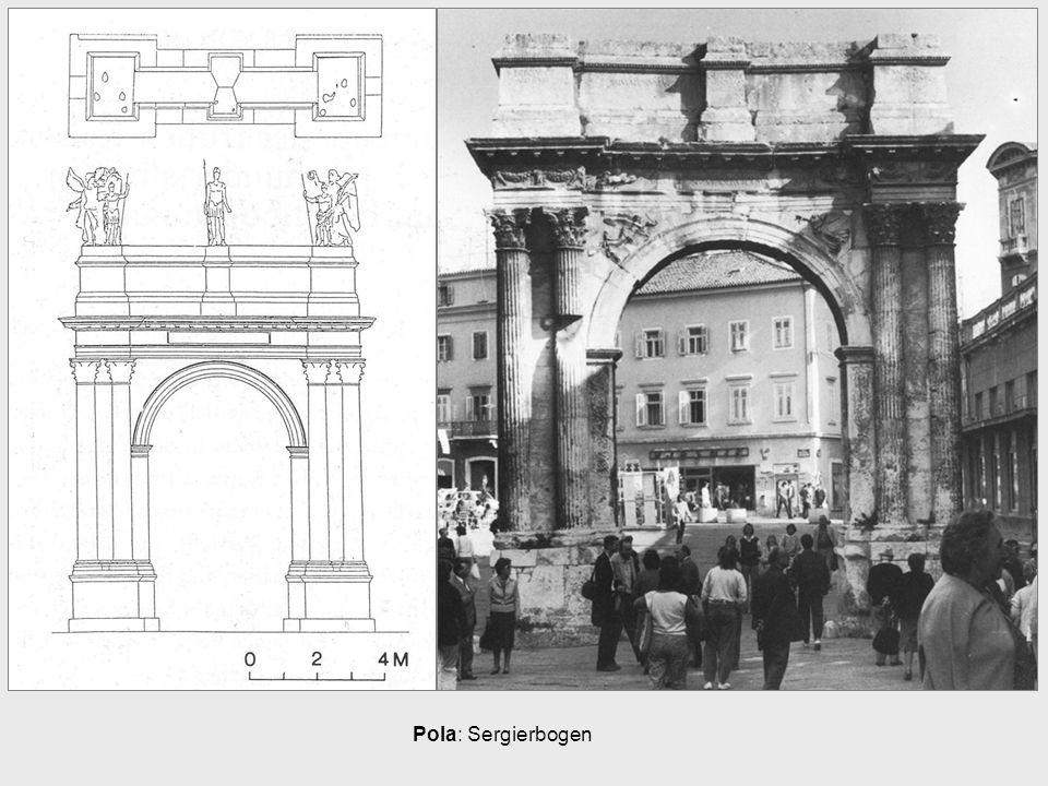 Pola: Sergierbogen