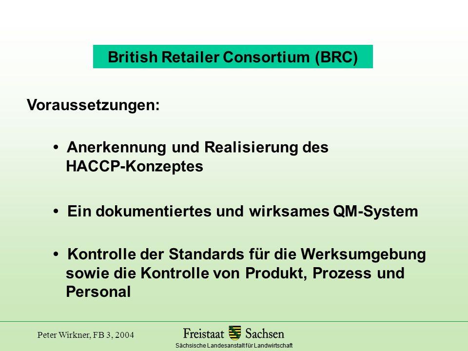 British Retailer Consortium (BRC)