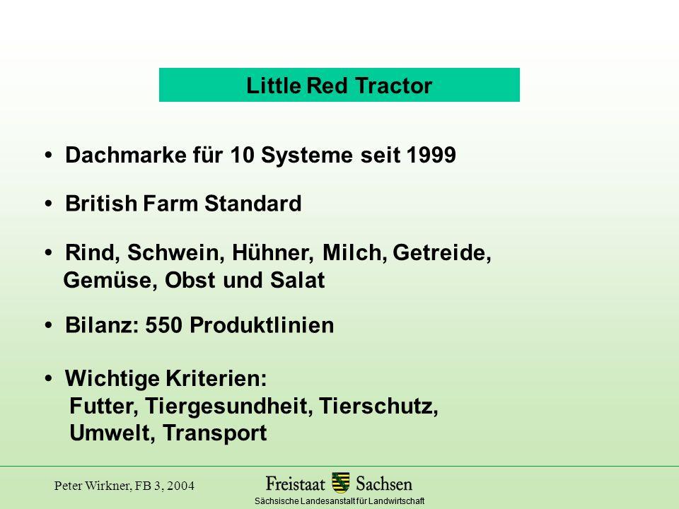 • Dachmarke für 10 Systeme seit 1999