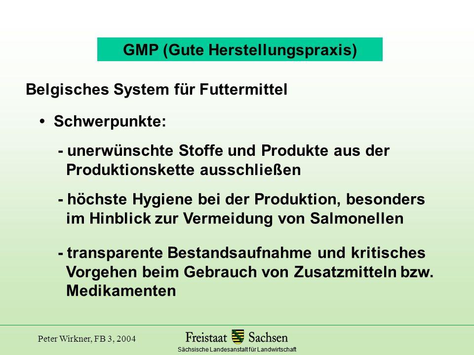 GMP (Gute Herstellungspraxis)