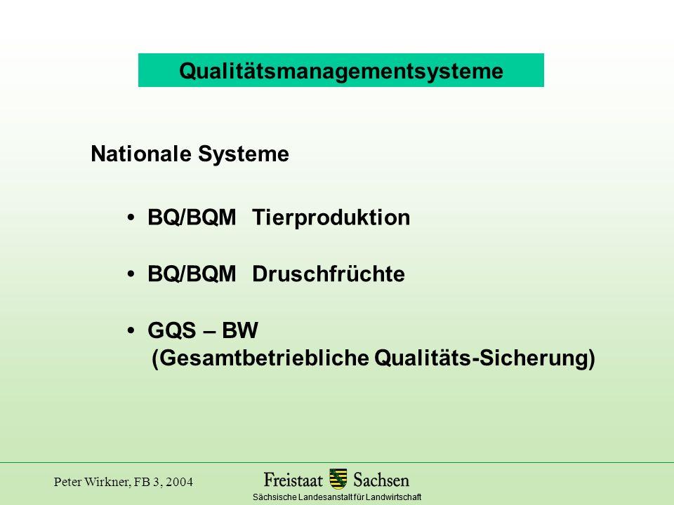 Qualitätsmanagementsysteme