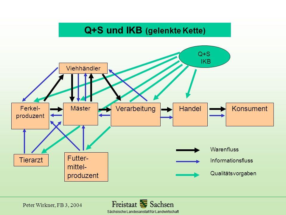 Q+S und IKB (gelenkte Kette)
