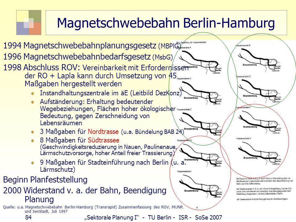 Magnetschwebebahn Berlin-Hamburg