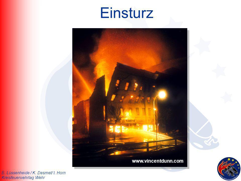 Einsturz www.vincentdunn.com