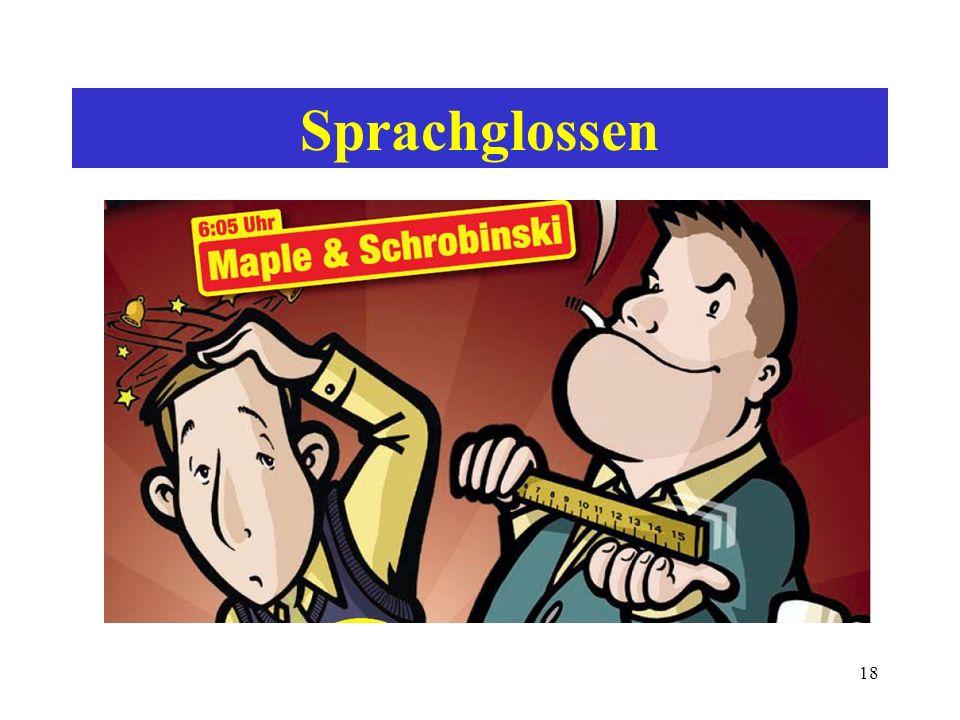 Sprachglossen