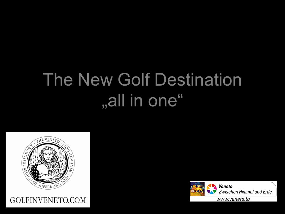 "The New Golf Destination ""all in one"